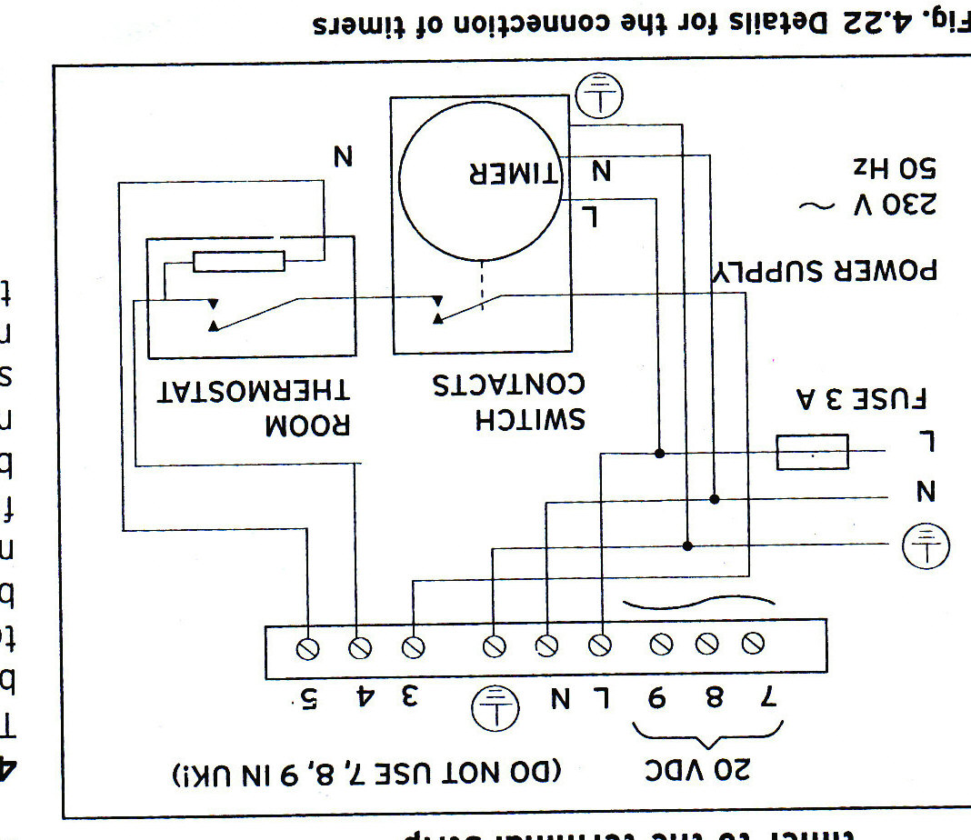 Wiring Diagram For Thermostat Honeywell : Honeywell digital thermostat wiring diagrams