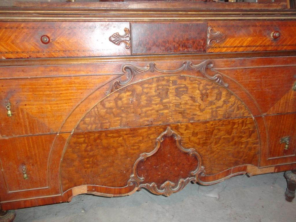 i have a very old bedroom set made by joerns bros furniture