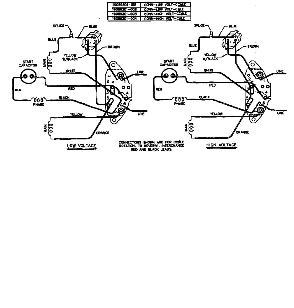 Dayton Lr22132 Wiring Diagram on emerson compressor motor 5 hp
