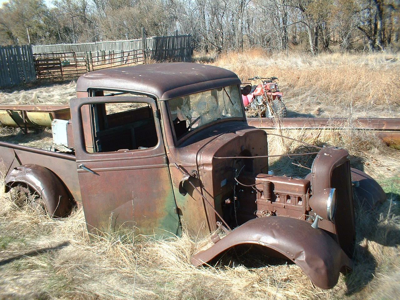 1933 1934 Chevy Project For Sale | Autos Post