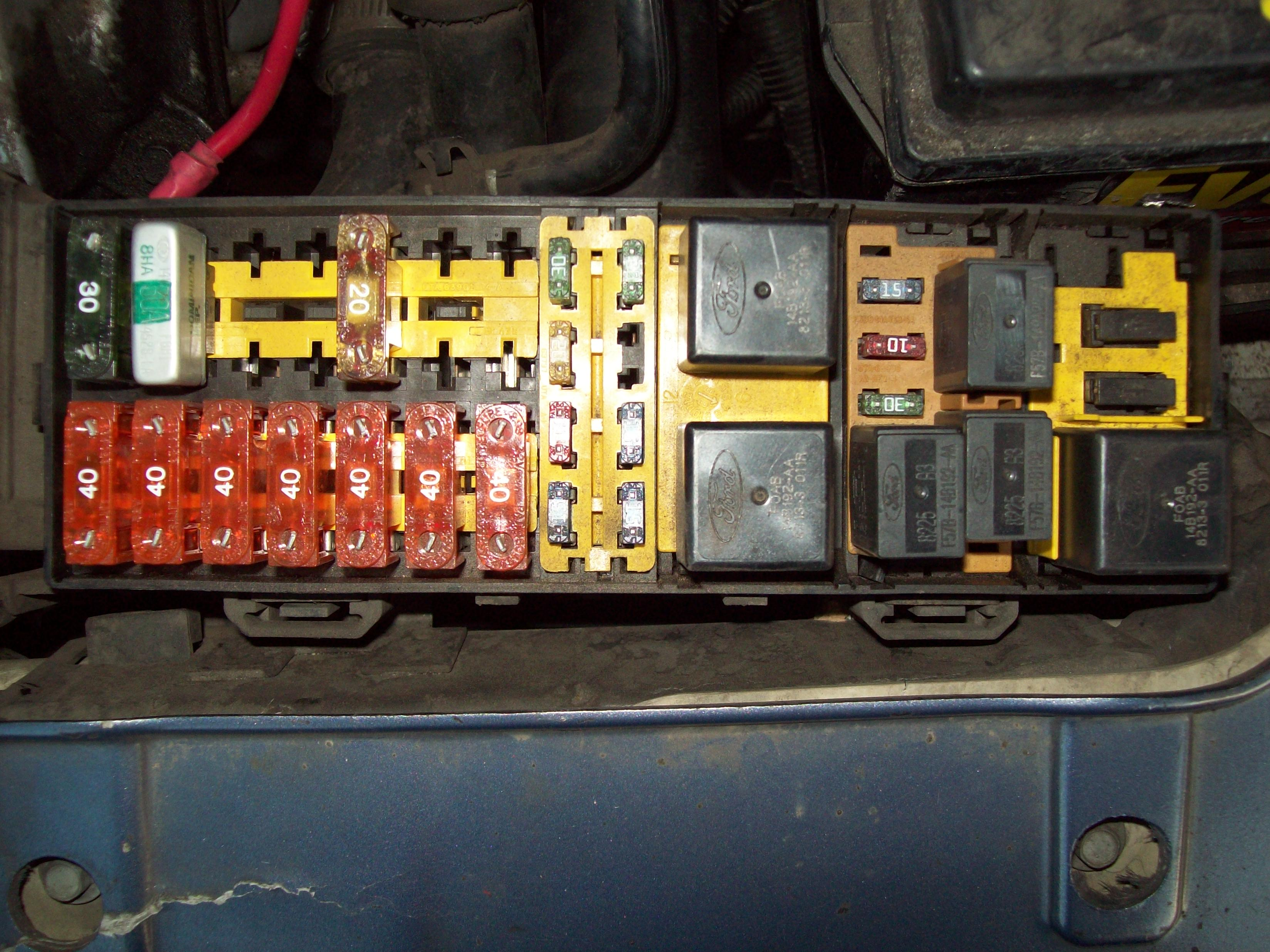 Ford Taurus Manual Fuse Box Wiring Library 2005 Sel Diagram 2002 3 0 Panel Pdf Download