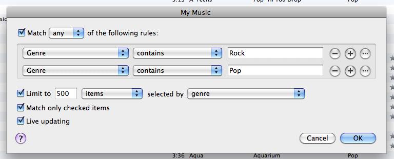 Smart File (iTunes)