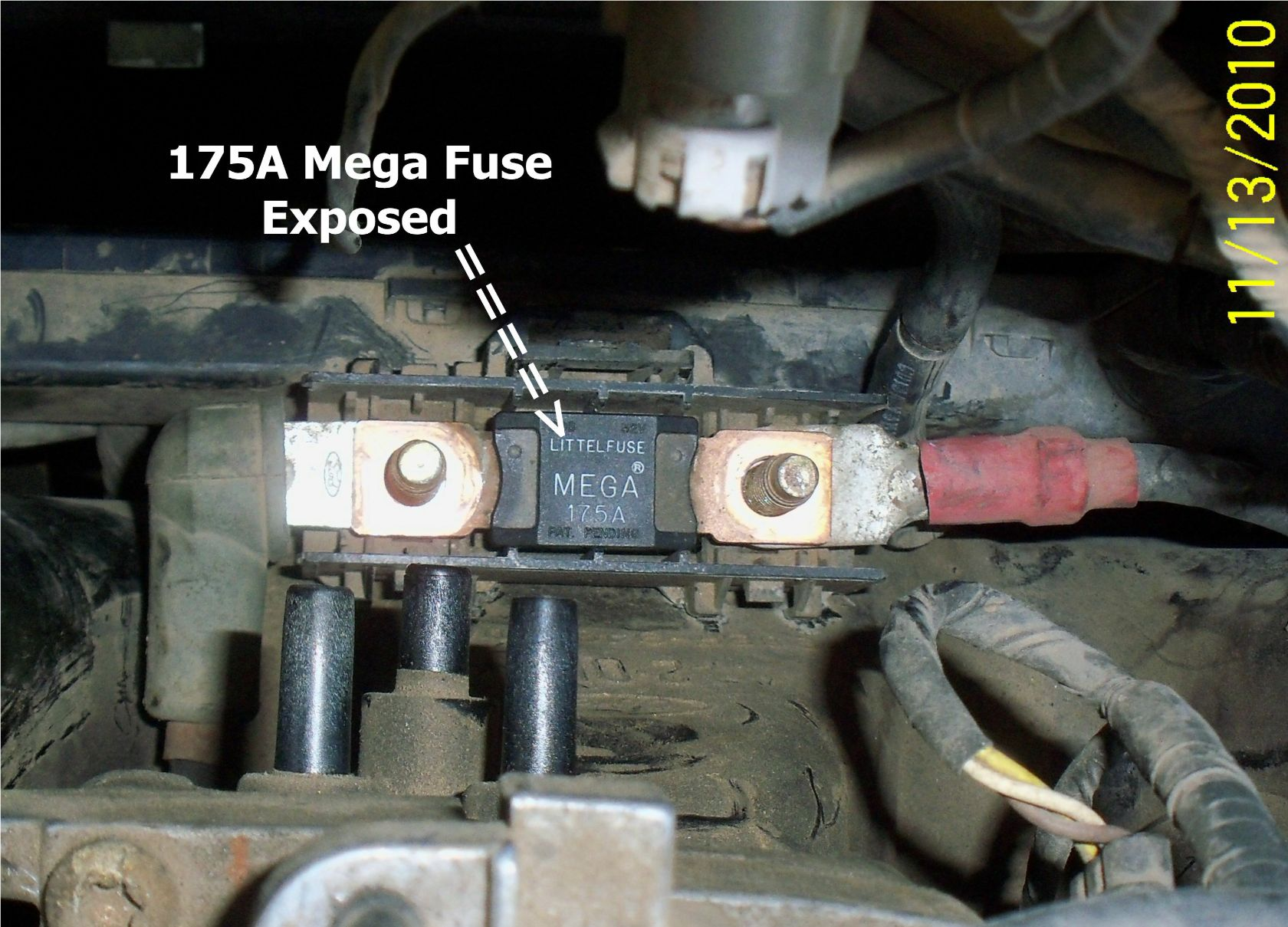 Which Fuse Is For Air Conditioner In 2001 Ford F150