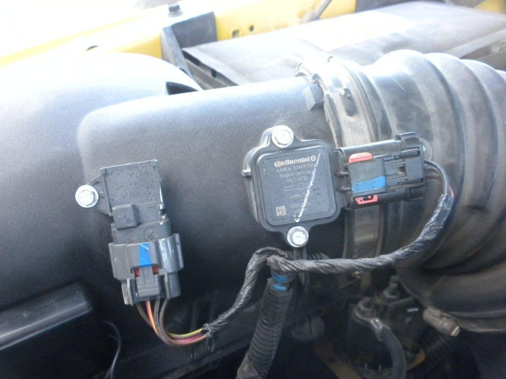 2011 Dodge Ram 2500: Which are the specific iat wires..Turbo