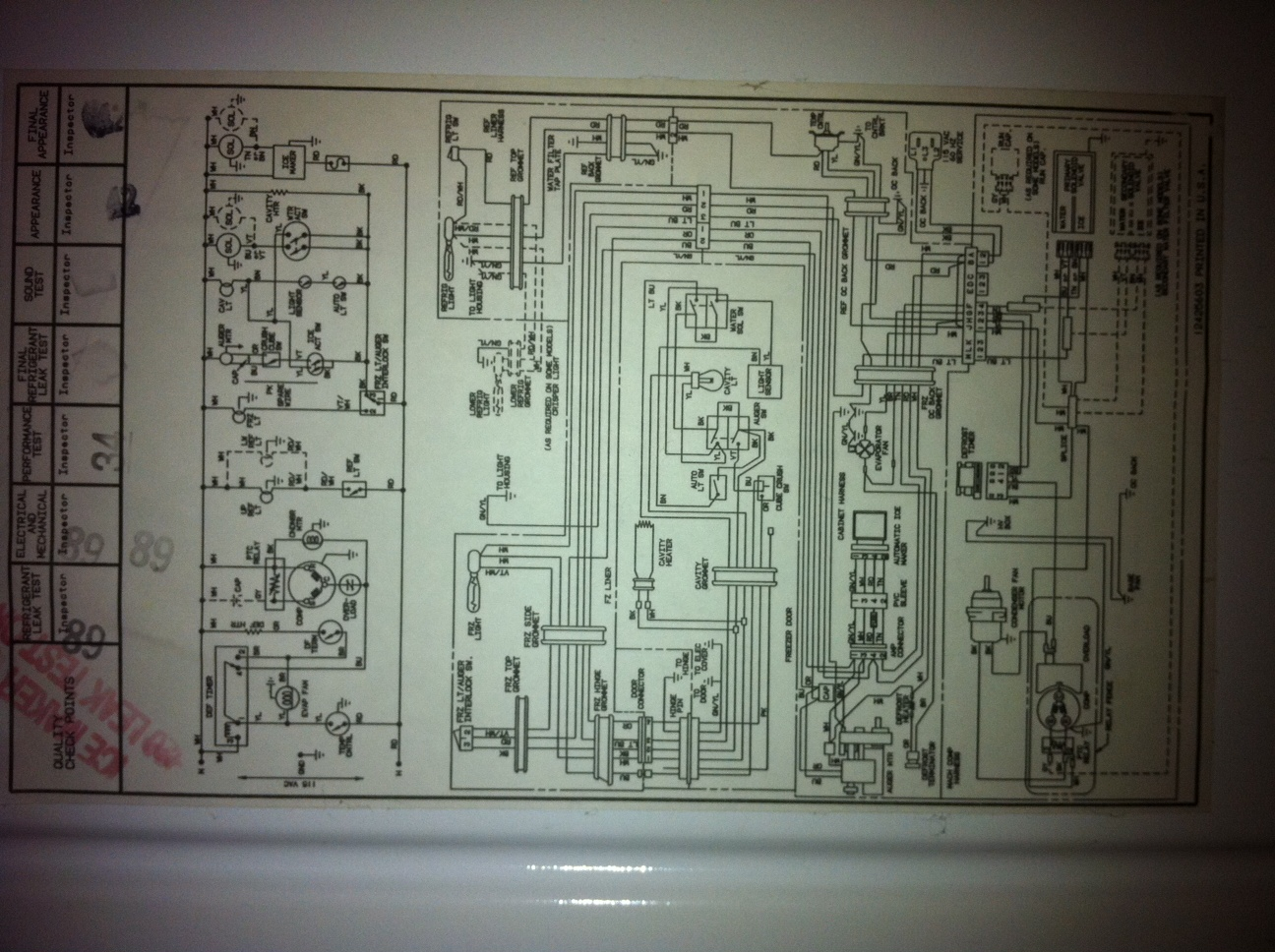 wiring diagram ge side by side refrigerators the wiring diagram amana refrigerator wiring diagram nilza wiring diagram