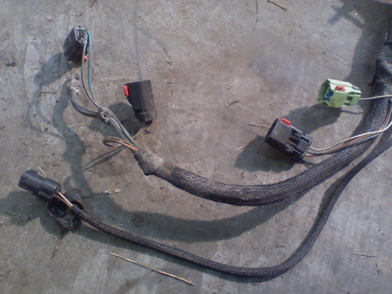 2002 Pt Cruiser Ox Sensor Oil Pressure Relay Crank