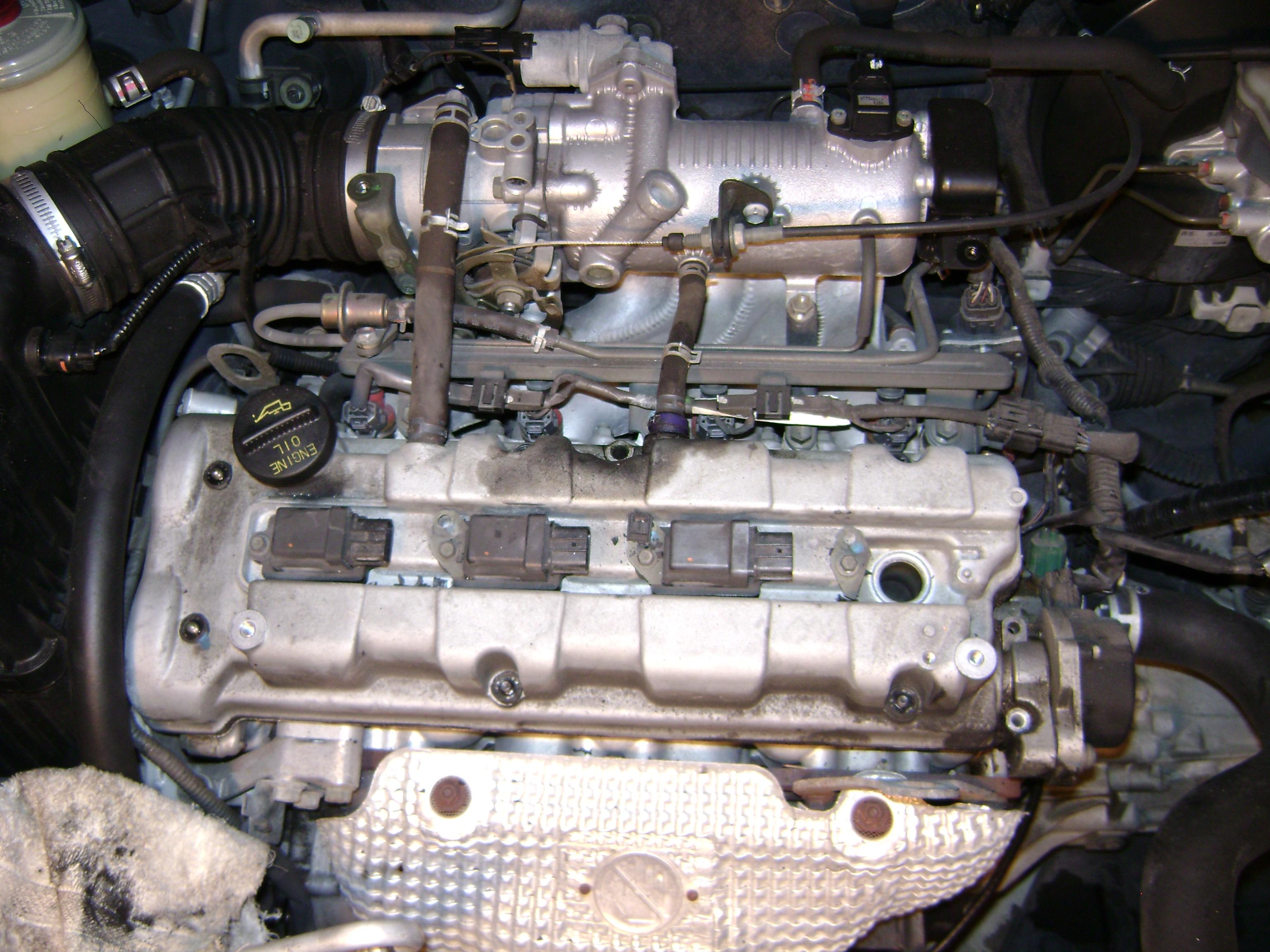 Service manual [How To Remove A Engine From A 2005 Scion ...