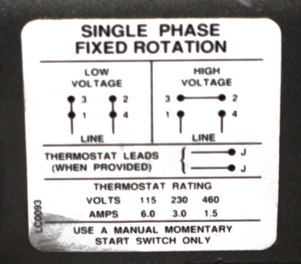 wiring diagram for 230 volt 1 phase motor the wiring diagram hello ive got a baldor 1hp single phase 110 or 208 230