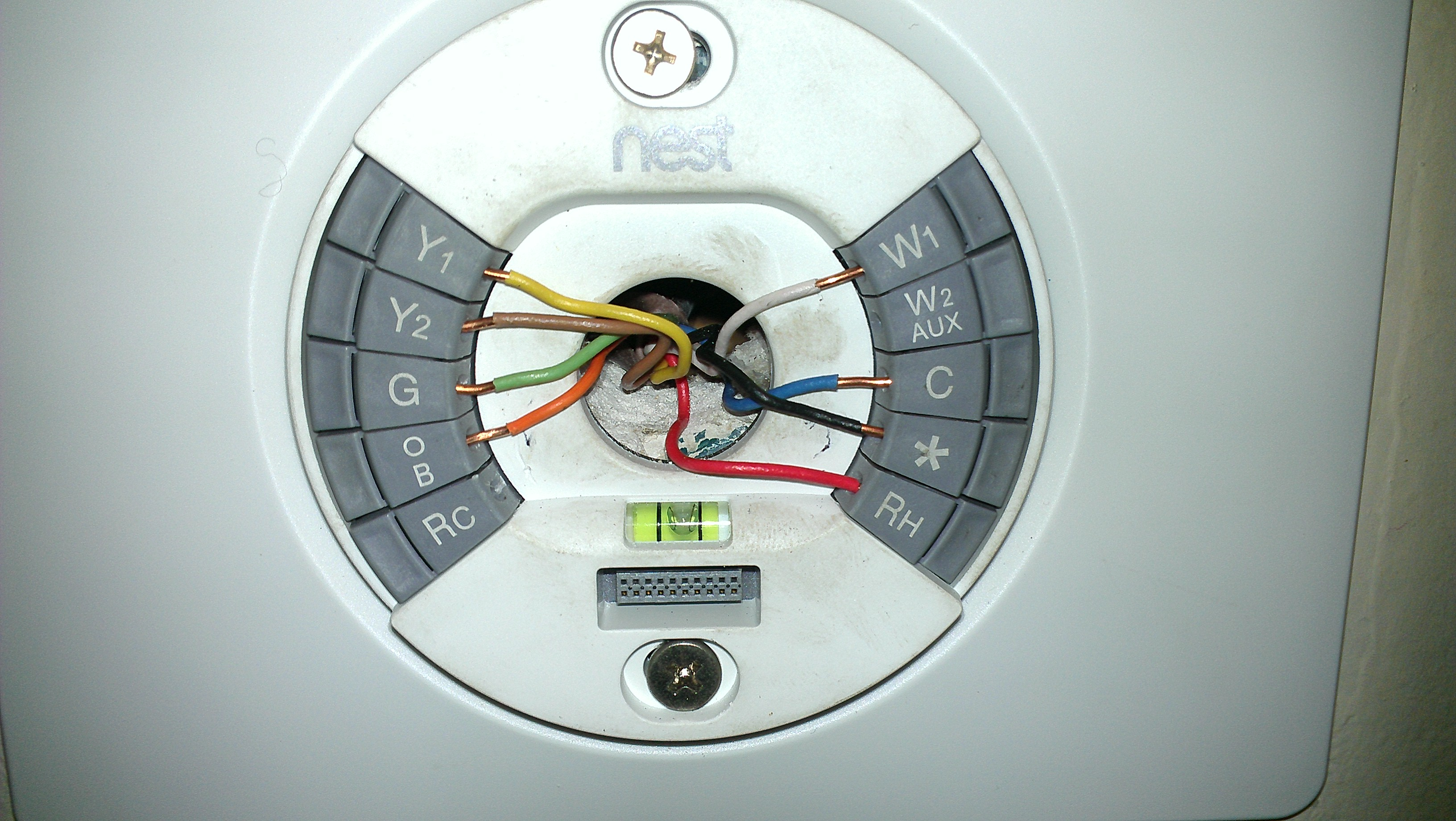 2013 11 18_112801_nest_current_setting what type of hvac system do i have buckeyebride com nest thermostat wiring heat pump at creativeand.co