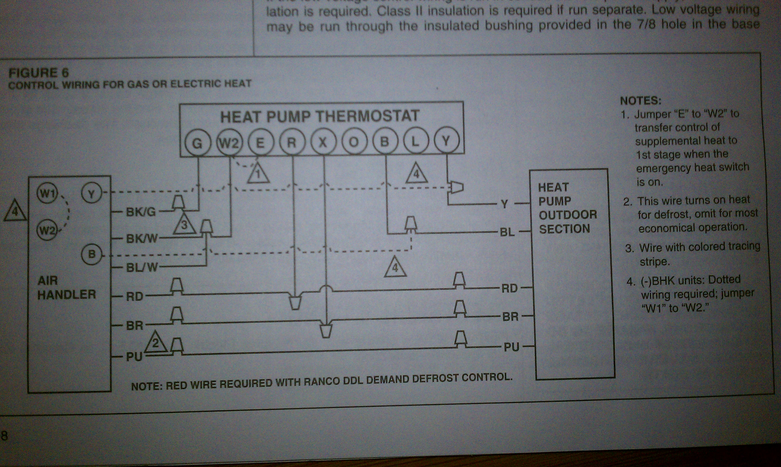 2011 11 07_140522_imag0147 goodman air handler wiring diagram the wiring diagram low voltage wiring diagram for heat pump at suagrazia.org
