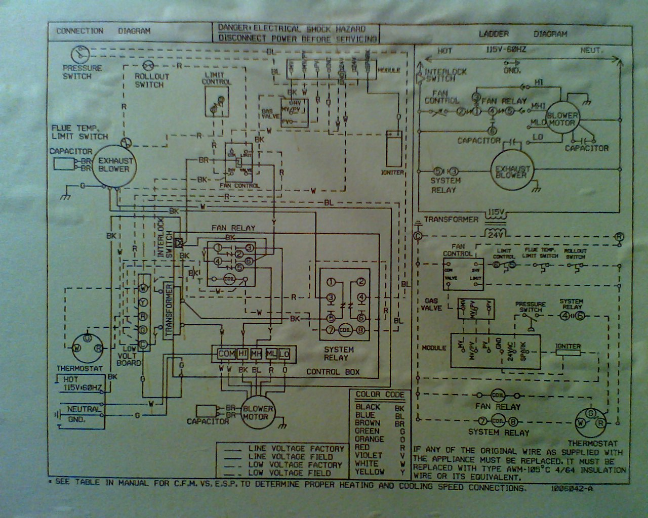 tempstar heat wiring diagram tempstar free engine image for user manual