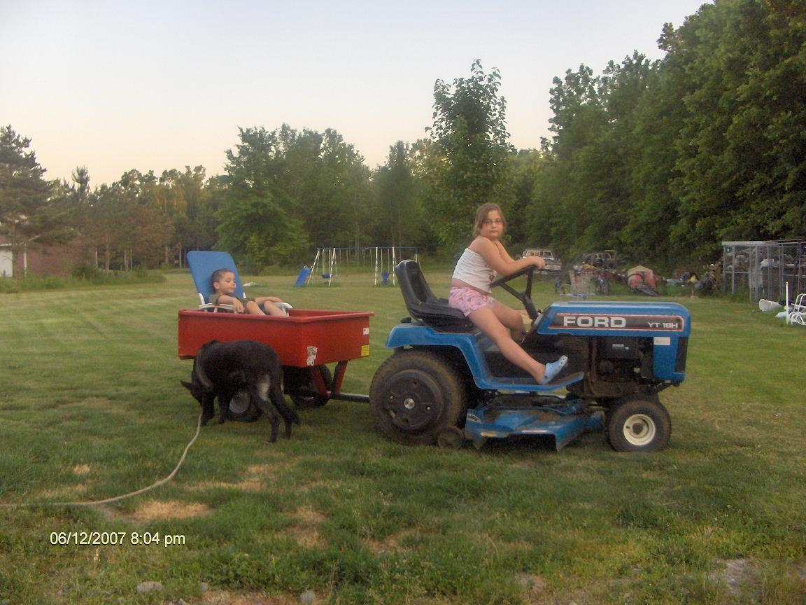 how to tell if starter is bad on lawn tractor