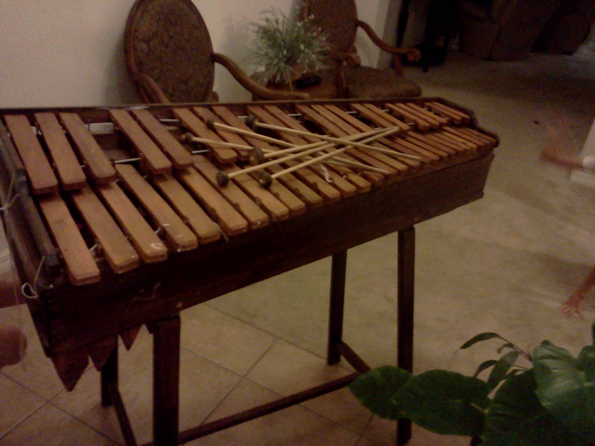 Looking for a practice marimba! Where can I find a website with used musical instruments like ebay.?