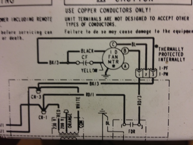 fancy handler wiring diagram relay embellishment electrical rh itseo info Thermostat Relay Wiring Fuel Pump Relay Wiring