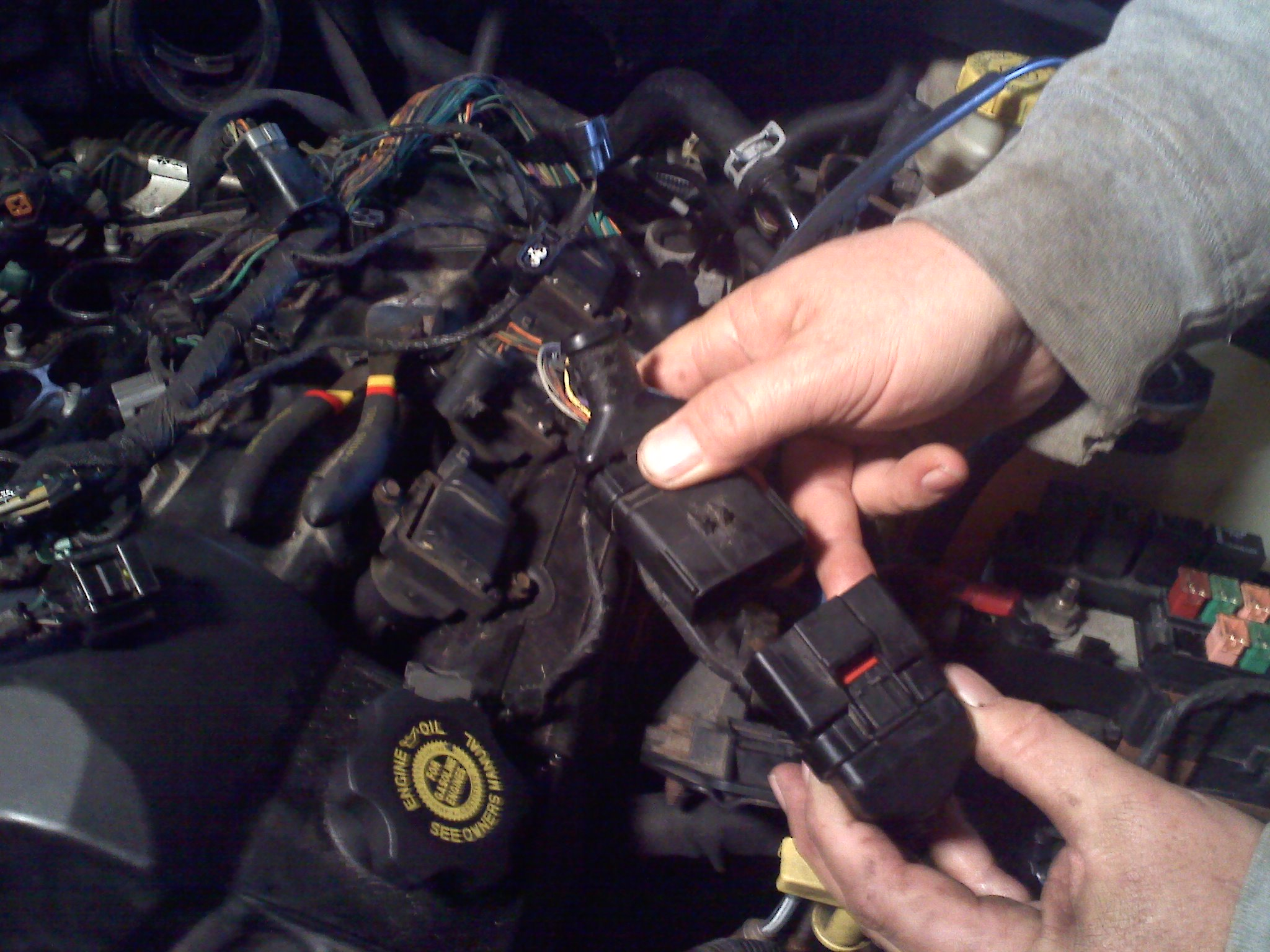 on Dodge Grand Caravan Fuse Diagram