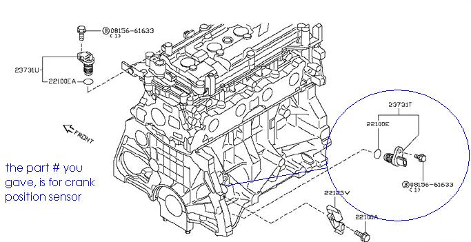 301178 Ckp Sensor Nissan X Trail on nissan altima wiring diagram