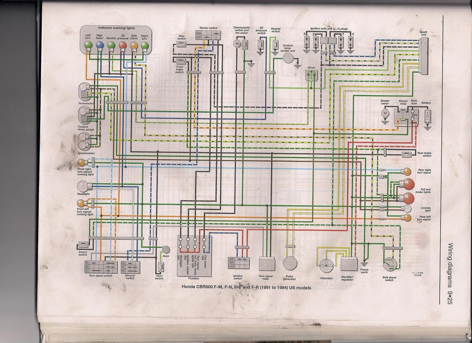 1991 Cbr 600 Wire Diagram Another Blog About Wiring Mq7 Circuit For Stator Get Free Image