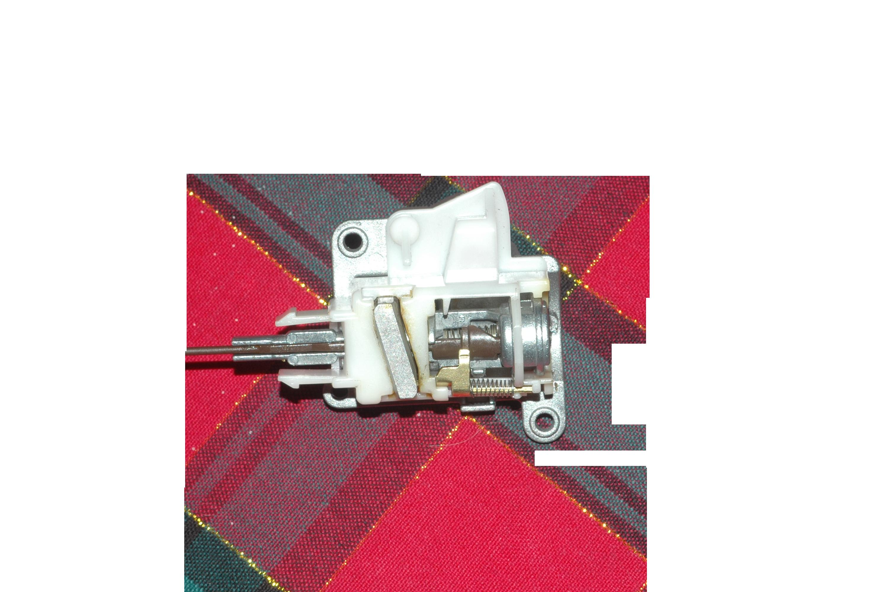 How To Remove Ignition Switch From  Suzuki Aerio