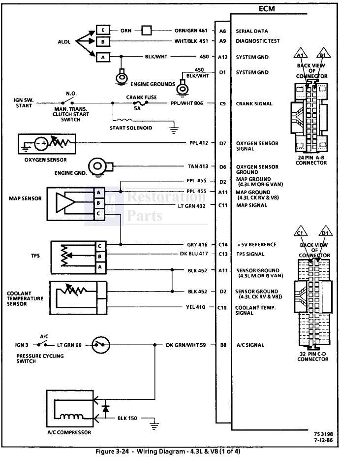 i a 1987 gmc with the tbi engine