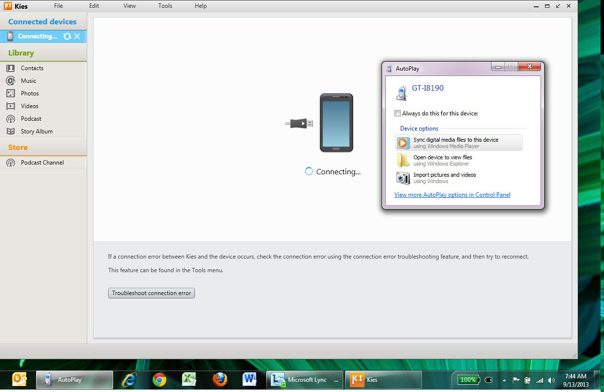 Samsung Kies Base System Device No Driver Found. Download ...
