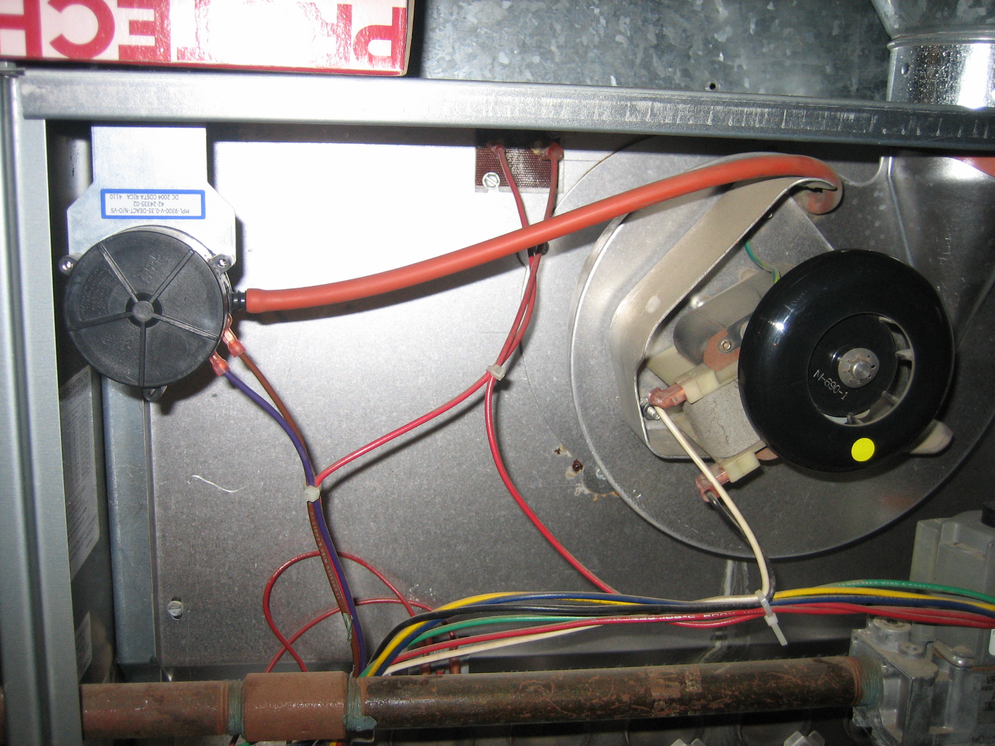 Chicago Condo Furnace Installation Most  mon Problems furthermore B1859000 Goodman Power Vent Motor 140 Hp 3000 Rpm B1859000 Goodman moreover Armstrong Sx90 Furnace Parts Diagram together with Weil Mclain Boiler Manual Diagram besides Honeywell Wiring Your Home. on gas furnace draft motor