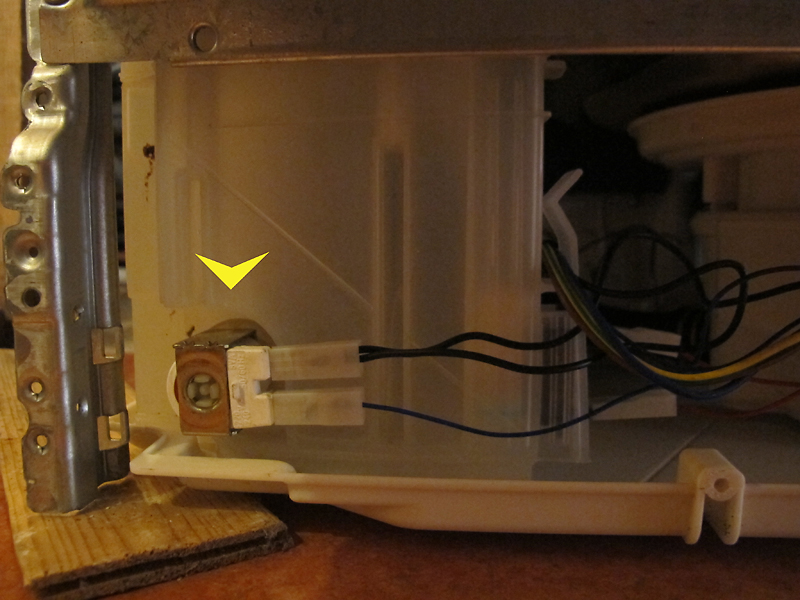 Electrolux arthur martin dishwasher does not start for Frigo arthur martin electrolux