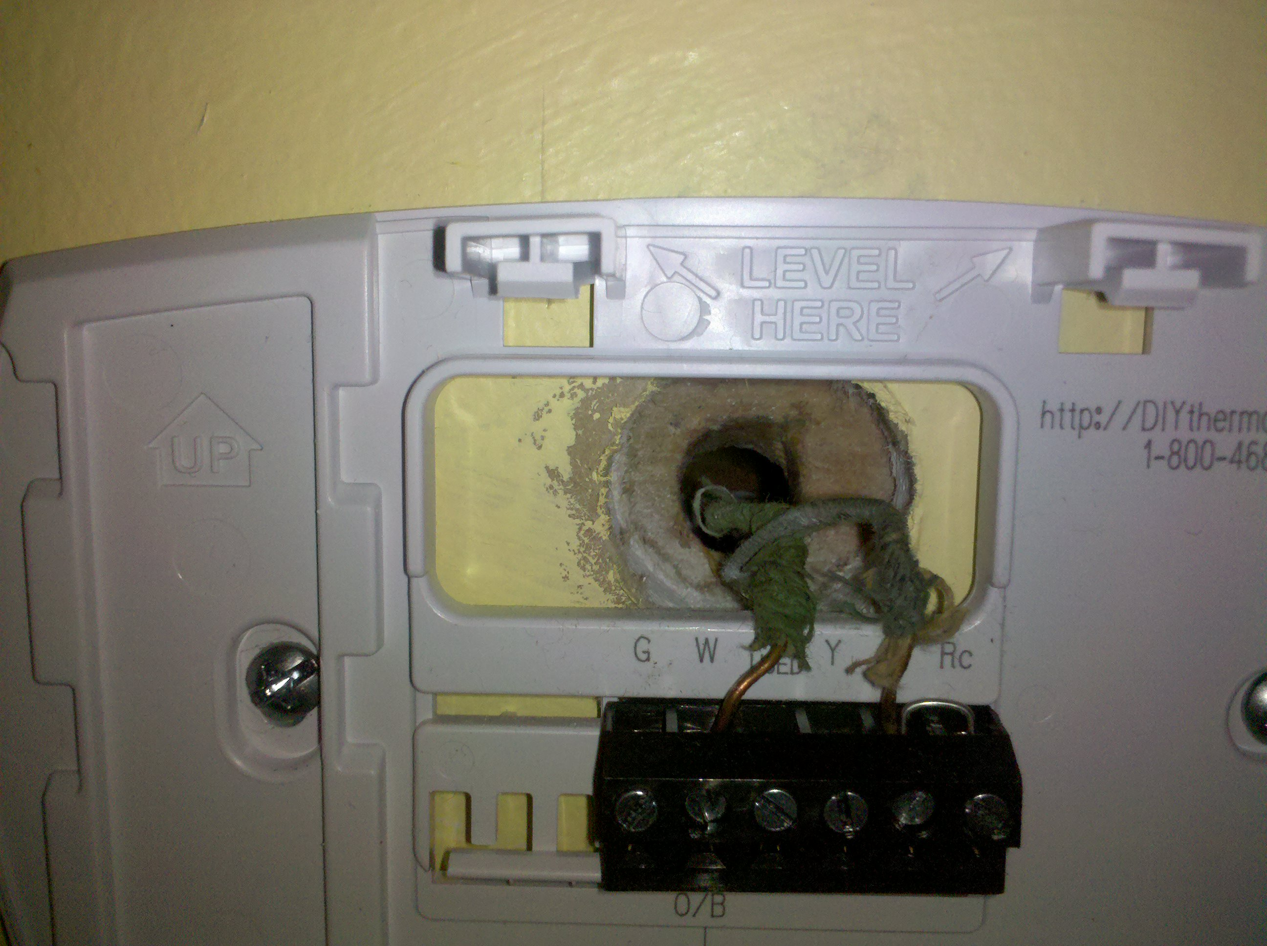 Honeywell Thermostat Older Models Wiring Free