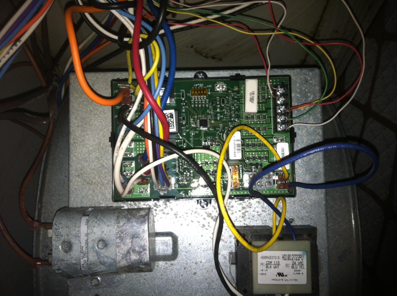 I Have A Comfortmaker Furnace  Model  N8mpn075f16a1   I Have