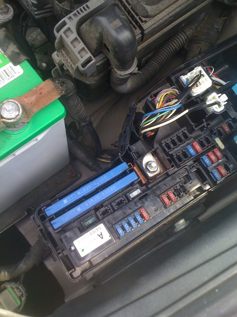 2009 Camry Fuse Box Location - Trusted Wiring Diagram
