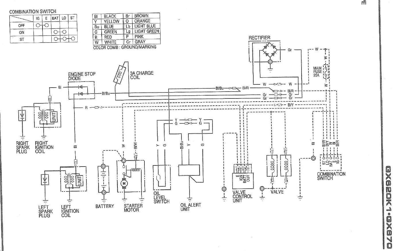 Honda Gx 670 Wiring Diagram Best Secret Gx620 Carburetor Daihatsu Radio Diagrams Kitchen Parts