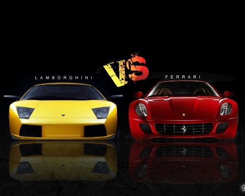 #Ferrari or #Lamborghini ? #Cars