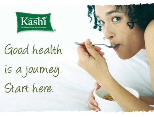 Do you like #kashi food?
