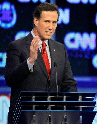 Do you think #RickSantorum can win the Republican nomination for president?