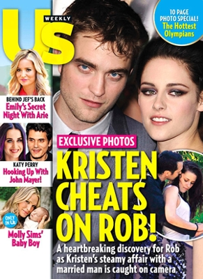 #KristenStewart cheated on #RobertPattinson. Should he forgive her?