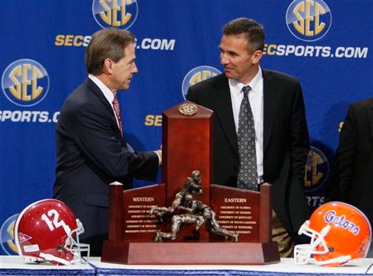 Which #NCAAF coach is MORE crooked? #Alabama #OSU #OhioState #Buckeyes #RollTide