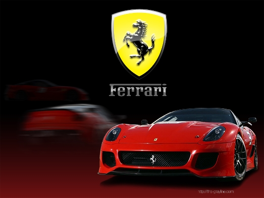 Do you know anyone that has a #Ferrari