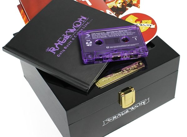 Raekwon re-issues Only Built 4 Cuban Linx on deluxe purple cassette tape