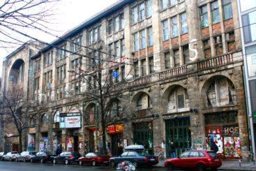 Berlin's legendary Tacheles art squat closed by the authorities