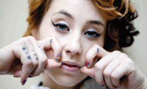 Kreayshawn's debut album sells only 3,900 copies