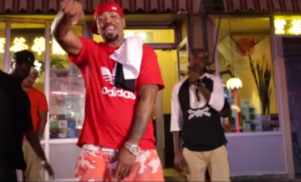 Watch the video for the Method Man and Freddie Gibbs Man With The Iron Fists cut