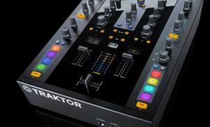 "Traktor unveil the Kontrol Z2, the ""world's first 2+2 DJ control mixer"""
