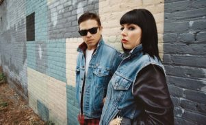 Download an AraabMuzik remix of Sleigh Bells' 'Never Say Die'