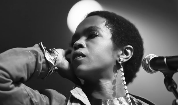 Listen to Lauryn Hill's latest single, 'Black Rage'