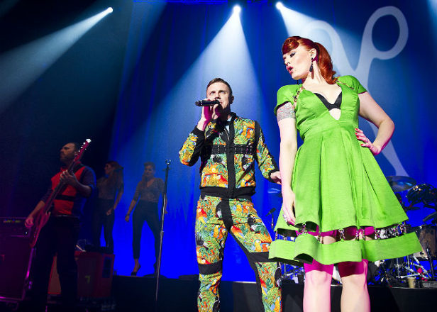 Scissor Sisters announce hiatus after London gig