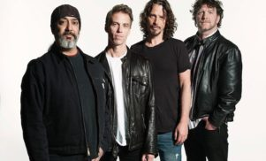Soundgarden details deluxe edition of first new album in 16 years, plans club gigs
