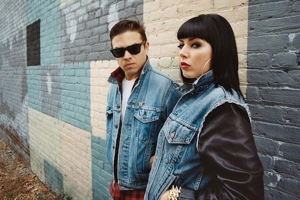 Sleigh Bells prep new album for 2013 release