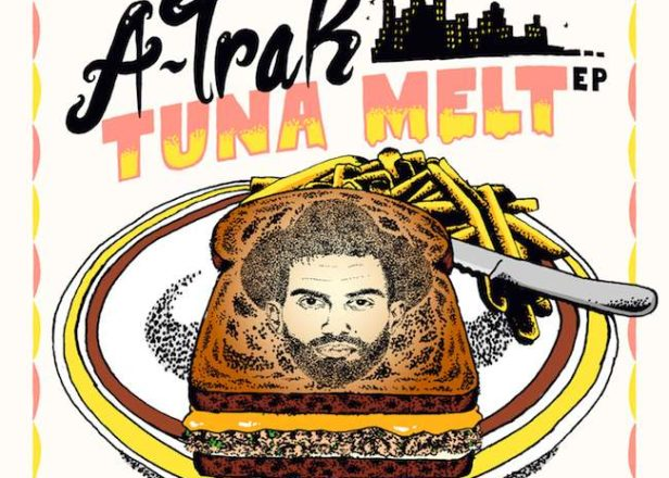 A-Trak announces Tuna Melt EP for Fool's Gold