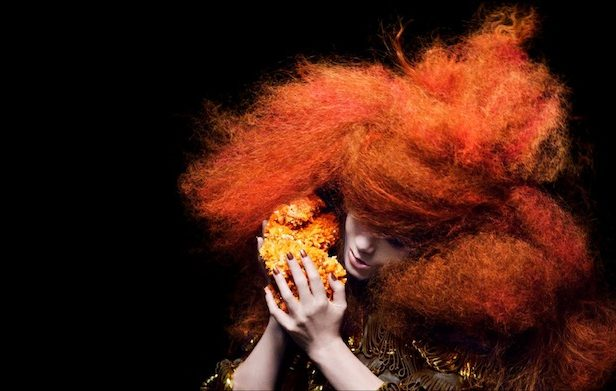 "Björk treated with ""hi tech lazer stuff"" for vocal polyps"