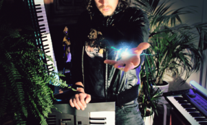Stream The Paranormal Soul, Legowelt's latest collection of peculiar techno