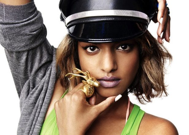 M.I.A. leaks bubbly, auto-tuned track 'atTENTion'